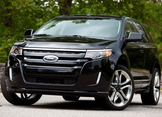 2010 ford edge crash test. Black Bedroom Furniture Sets. Home Design Ideas