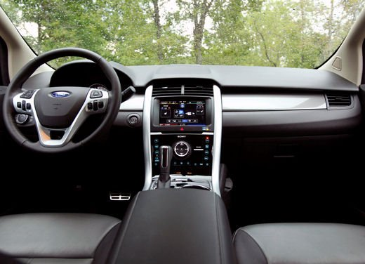 Ford Edge – Test Drive - Foto 15 di 26