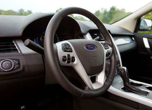 Ford Edge – Test Drive - Foto 16 di 26