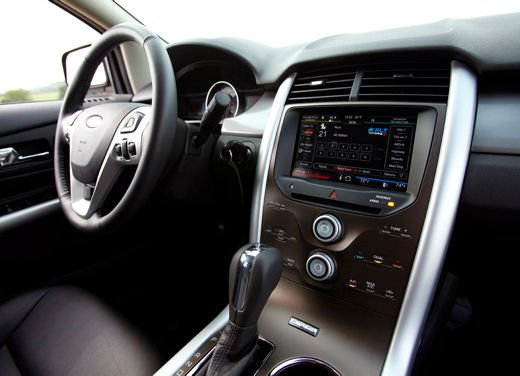 Ford Edge – Test Drive - Foto 17 di 26
