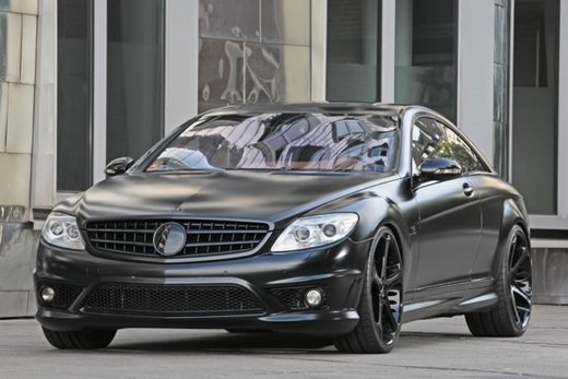 Mercedes CL 65 AMG by Anderson Germany - Foto 1 di 10