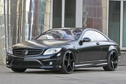 Mercedes CL 65 AMG by Anderson Germany - Foto 2 di 10