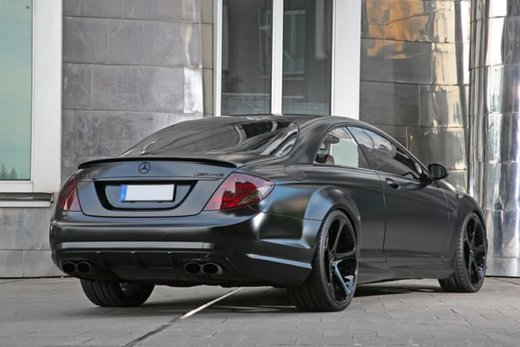 Mercedes CL 65 AMG by Anderson Germany - Foto 4 di 10