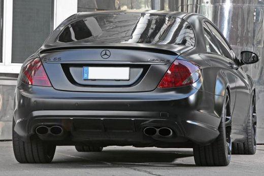Mercedes CL 65 AMG by Anderson Germany - Foto 5 di 10