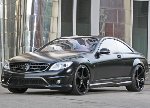 Mercedes CL 65 AMG by Anderson Germany