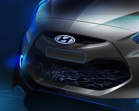 Hyundai ix20 premiere a Parigi - Foto 2 di 12