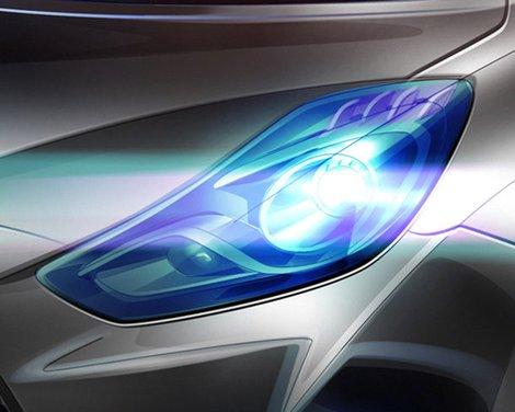 Hyundai ix20 premiere a Parigi - Foto 3 di 12