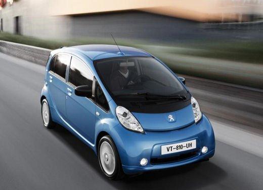 Peugeot iOn presto la prova di Infomotori