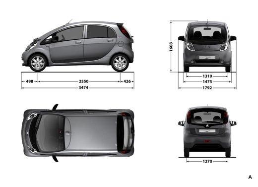 Peugeot iOn presto la prova di Infomotori - Foto 11 di 19