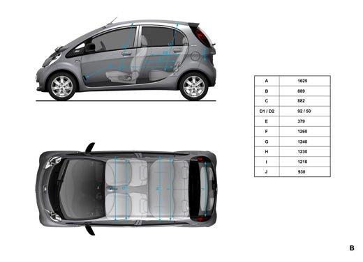 Peugeot iOn presto la prova di Infomotori - Foto 12 di 19