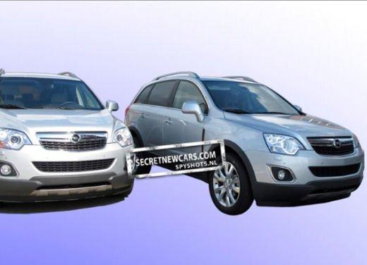 Nuova Opel Antara svelata - Foto 2 di 4