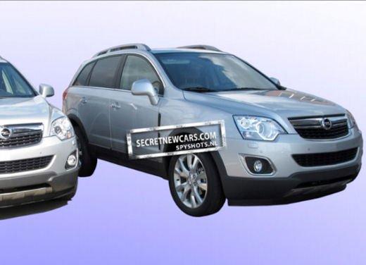 Nuova Opel Antara svelata