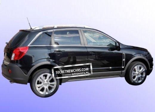 Nuova Opel Antara svelata - Foto 3 di 4