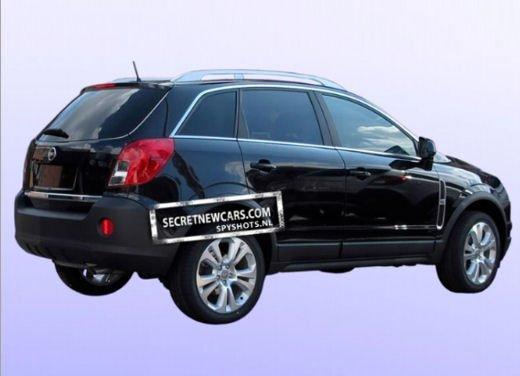 Nuova Opel Antara svelata - Foto 4 di 4