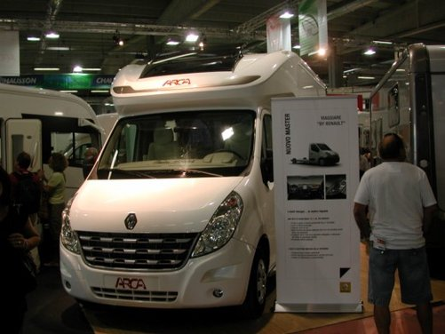 renault master camping car infomotori. Black Bedroom Furniture Sets. Home Design Ideas