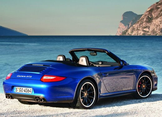 Porsche 911 Black Edition - Foto 12 di 14
