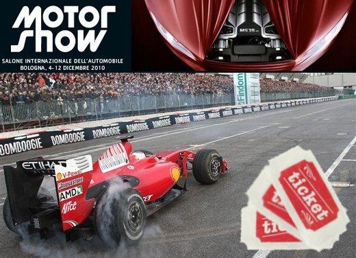 Motorshow Bologna 2010 biglietti on line