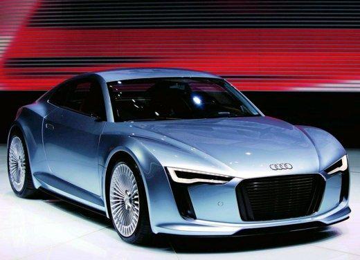 Audi R4, la versione baby di Audi R8 - Foto 5 di 15