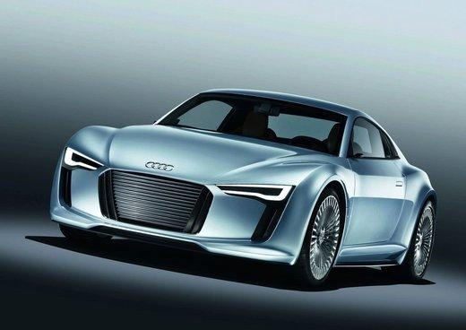 Audi R4, la versione baby di Audi R8 - Foto 10 di 15