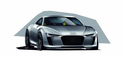 Audi R4, la versione baby di Audi R8 - Foto 12 di 15