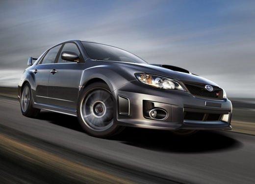 Subaru Impreza WRX STi berlina – Test Drive