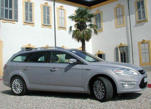 Nuova Ford Mondeo 2011 ? Prova su strada per lo storico modello Ford