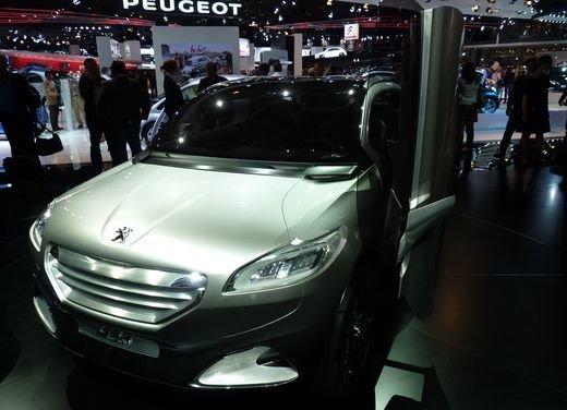Peugeot HR1 al Salone di Parigi 2010 - Foto 2 di 37