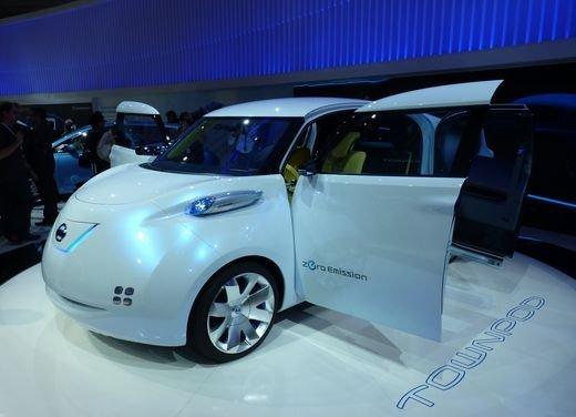 Nissan Townpod - Foto 19 di 20