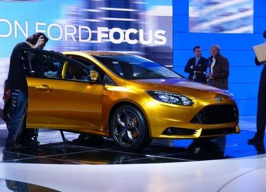 Ford Focus ST, al Salone di Parigi presentata la versione estrema da 250 CV