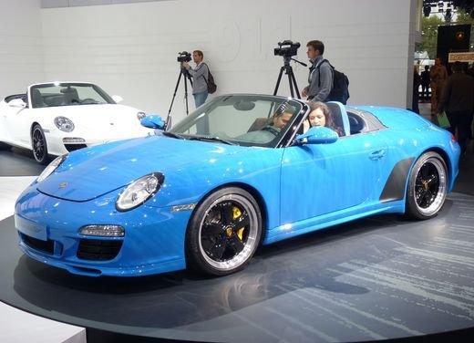 Porsche 911 Speedster a Parigi