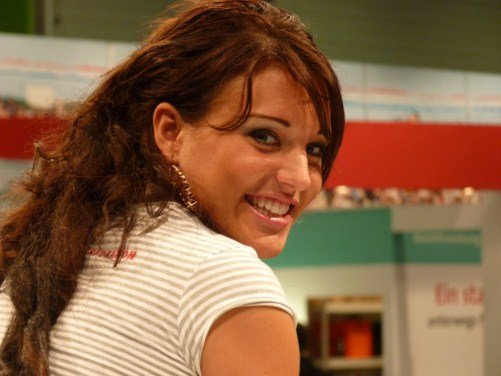 Intermot 2010: Girls