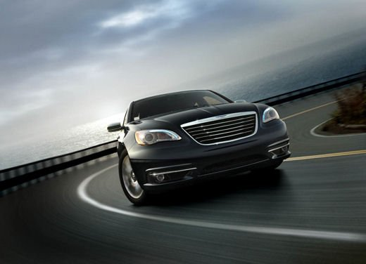 Chrysler 200 - Foto 10 di 11