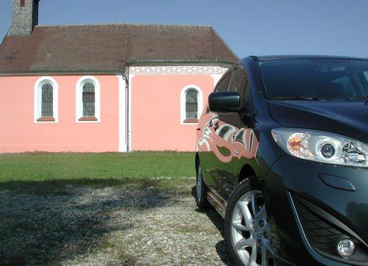 Nuova Mazda5 Prova su strada - Foto 6 di 14