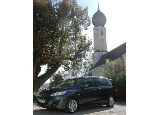 Nuova Mazda5 Prova su strada - Foto 4 di 14
