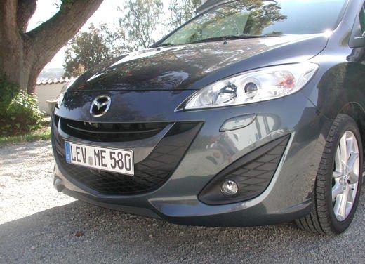 Nuova Mazda5 Prova su strada - Foto 9 di 14