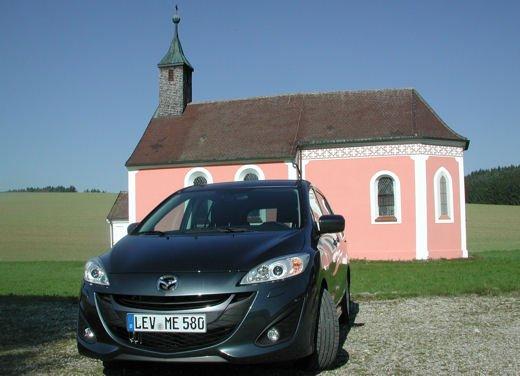 Nuova Mazda5 Prova su strada - Foto 14 di 14