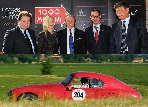 Mille Miglia 2011: boom di iscrizioni