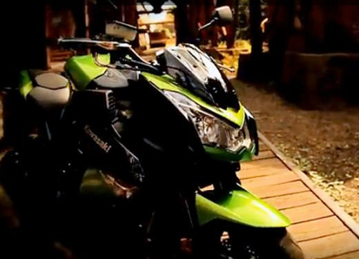Kawasaki Z1000 2011 video ufficiale