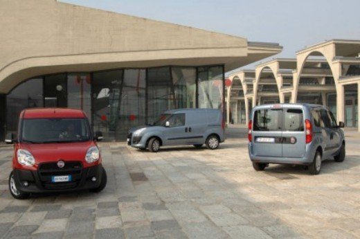 Fiat Nuovo Doblò Cargo International Van of the Year 2011 - Foto 4 di 16
