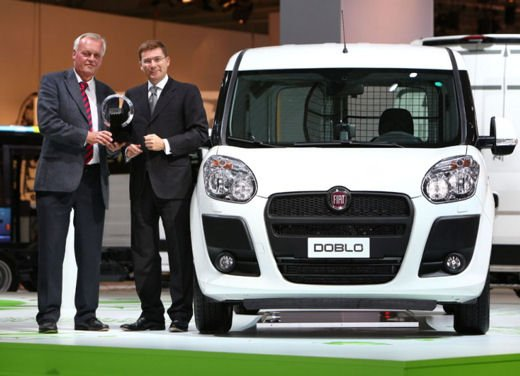 Fiat Nuovo Doblò Cargo International Van of the Year 2011 - Foto 1 di 16