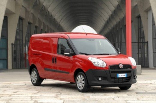 Fiat Nuovo Doblò Cargo International Van of the Year 2011 - Foto 9 di 16
