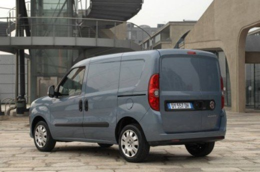 Fiat Nuovo Doblò Cargo International Van of the Year 2011 - Foto 13 di 16