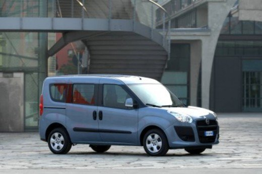 Fiat Nuovo Doblò Cargo International Van of the Year 2011 - Foto 14 di 16