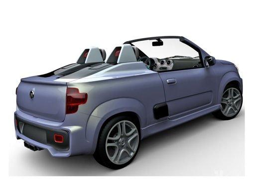 Fiat Uno Cabrio - Foto 8 di 17