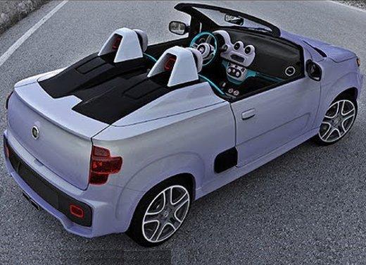 Fiat Uno Cabrio - Foto 7 di 17