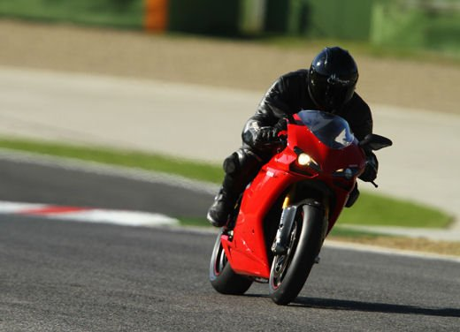 Ducati 1198 SP ? Test ride