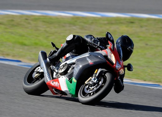 Aprilia RSV4 Factory APRC – Test ride