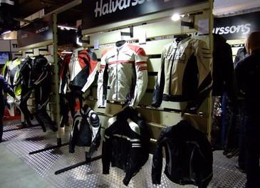 Eicma 2010 – Abbigliamento