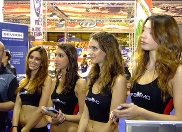 Eicma 2010 – Girls 2