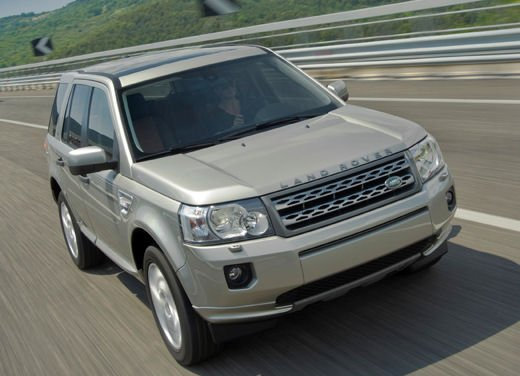 Land Rover Freelander 2 Limited Edition - Foto 6 di 11